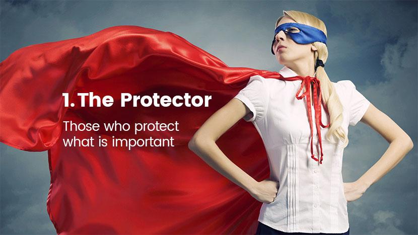 protector hero