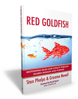 Red Goldfish Cover